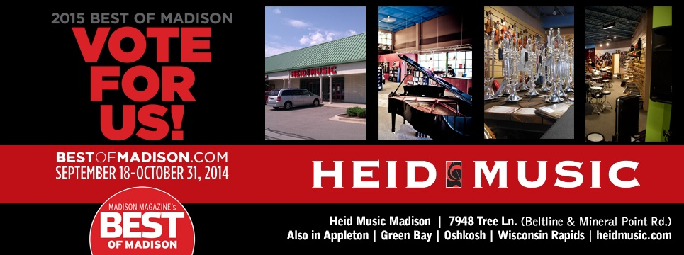 best of madison vote for heid music voting