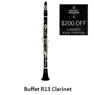 Buffet R13 Clarinet