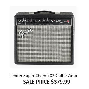 Fender Super Champ Amp