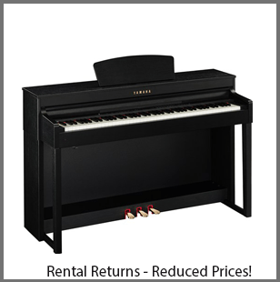 Yamaha Rent Return Digital Pianos