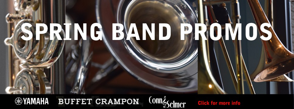 special financing for band instruments