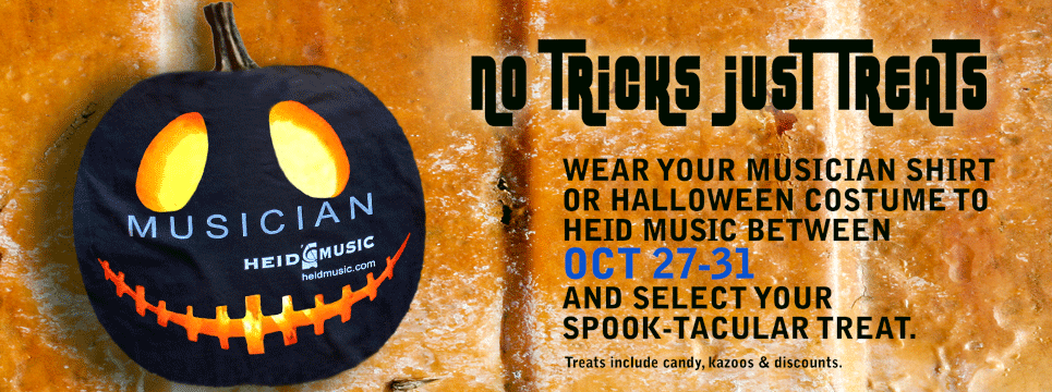 trick or treat halloween special heid music kazoo candy discount