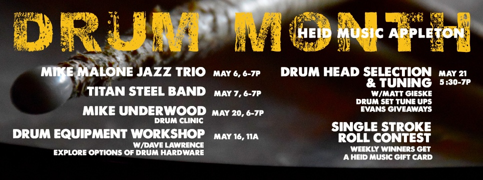 drum events