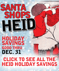 Click for all the Heid Music Holiday Deals
