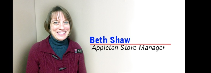 Heid Music Appleton Store Manager Beth Shaw