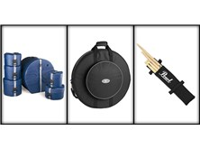Drumsticks & Percussion Accessories