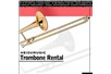 Trombone Rental Online - Rent a Trombone from Heid Music at heidmusic.com