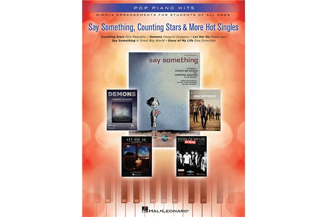 Say Something, Counting Stars & More Heid Music