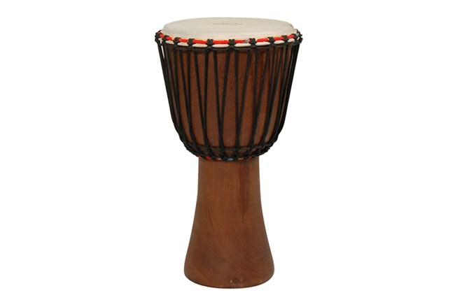 "Tycoon Percussion 12"" Mango Wood Djembe Heid Music"