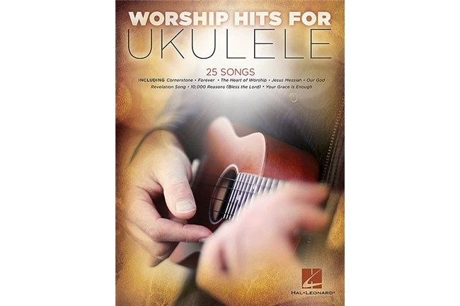 Worship faves for Uke Heid Music