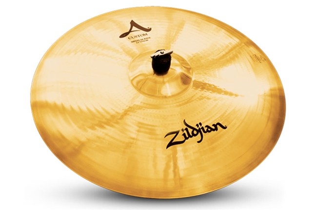 Zildjian 22 medium Ride Heid Music