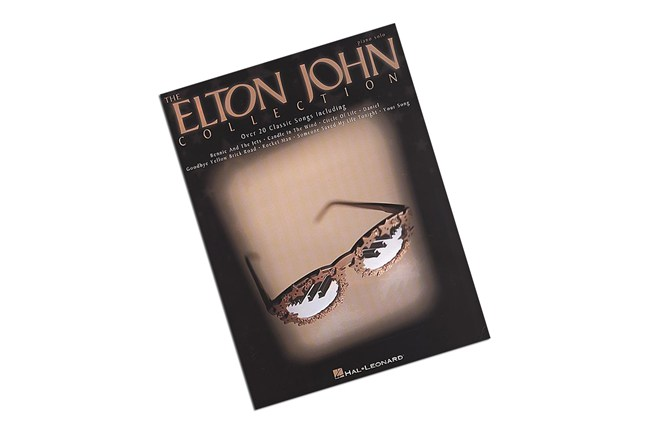 Elton John Piano Solo Collection Heid Music