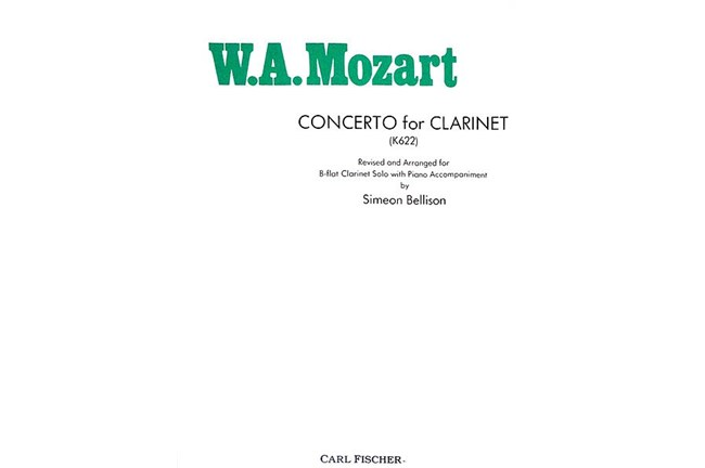 Concerto for Clarinet