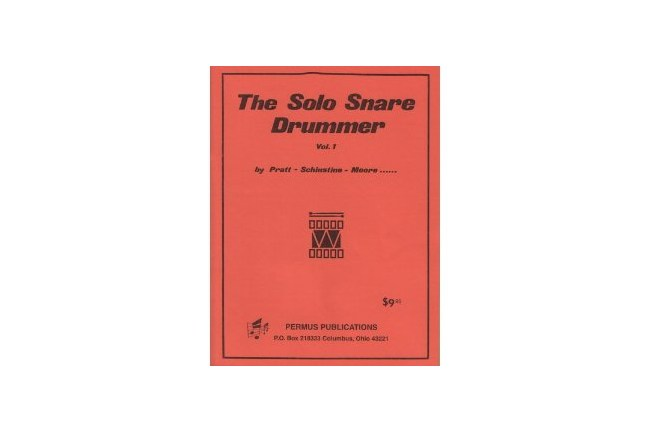 The Solo Snare Drummer Vol. 1 for Snare Drum