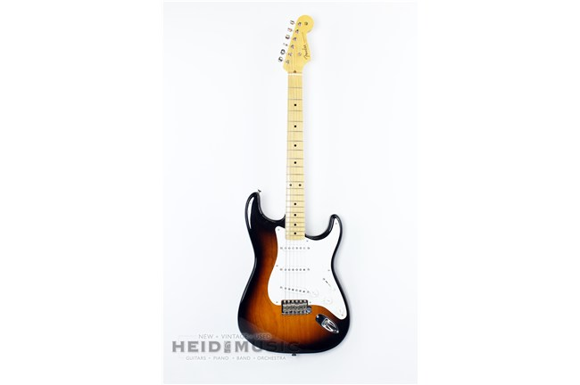 FENDER 60TH ANNIVERSARY AMERICAN VINTAGE 1954 STRATOCASTER front