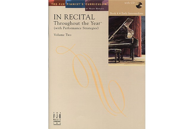 In Recital Vol 2, Book 4