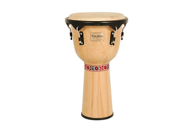 Tycoon Percussion Artist Series Djembe Heid Music