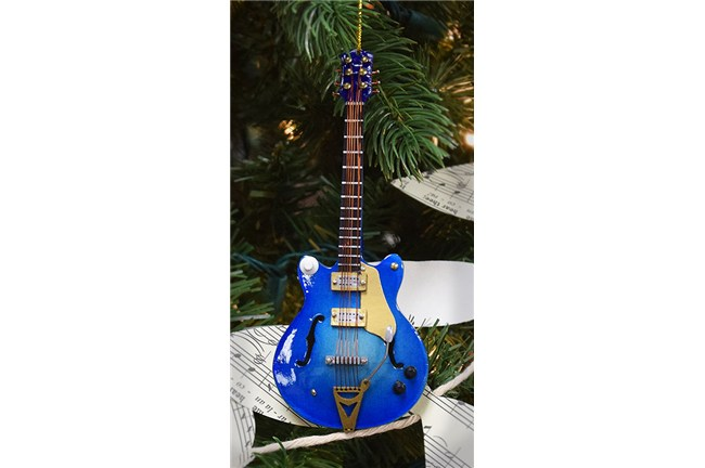 Country Classic Blue Guitar Heid Music