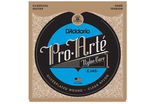 D'Addario EJ46 Classical Guitar Strings front