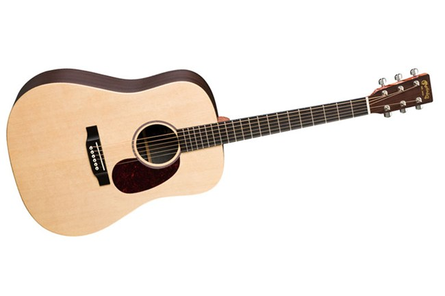 Martin DX1RAE Acoustic-Electric Guitar Heid Music
