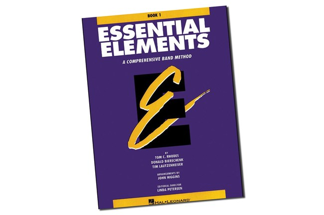 Essential Elements Keyboard Percussion Lesson Book 1