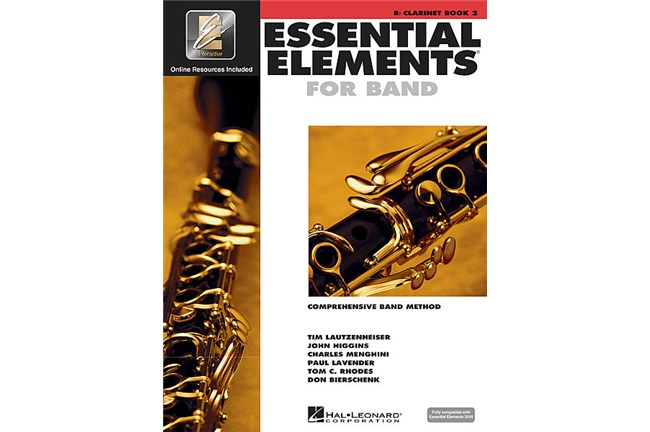 Essential Elements Clarinet Book 2 Heid music