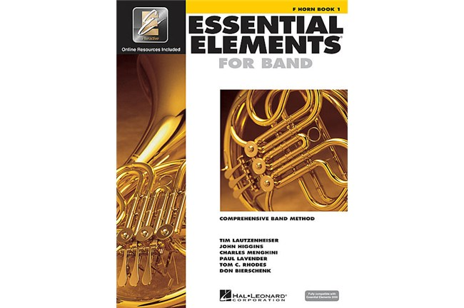 Essential Elements French Horn Lesson Book 1