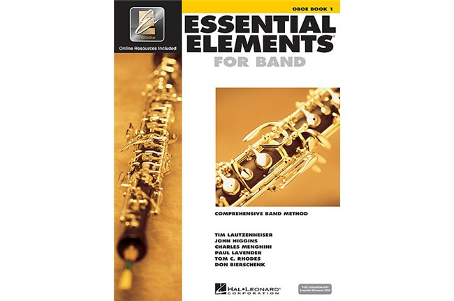 Essential Elements Oboe Lesson Book 1