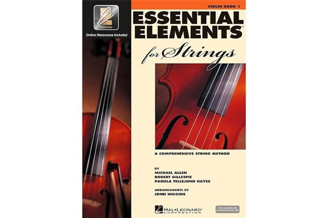 Essential Elements for strings Violin book 1