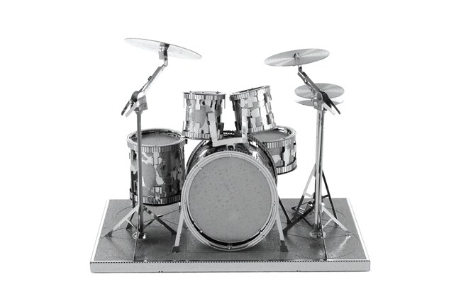 Fascinations drum Set 3D Model Heid Music