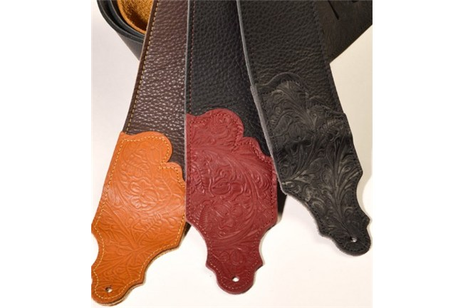 Franklin Orginal Glove Leather Guitar Strap