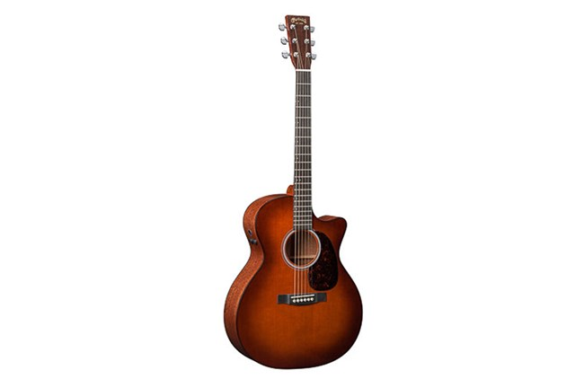 Shaded GPCPA4 Martin Acoustic/Electric Guitar Heid Music