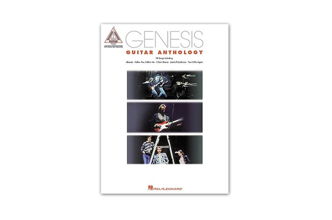 Genesis Guitar Anthology for Guitar