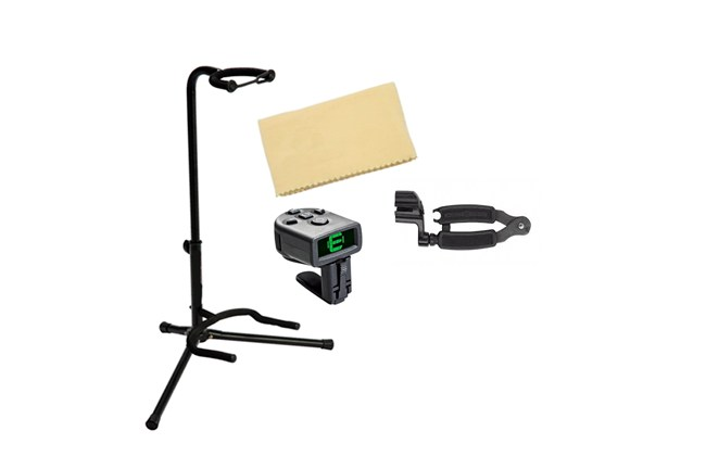Guitar Accessory Upgrade Bundle