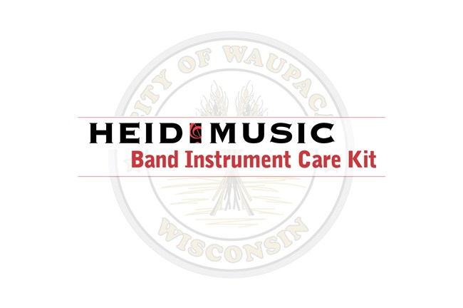 Sax Care kit for Waupaca