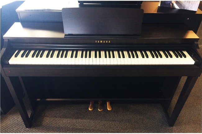 Used Yamaha Digital Piano : used yamaha clp 525 clavinova digital piano rosewood heid music ~ Hamham.info Haus und Dekorationen