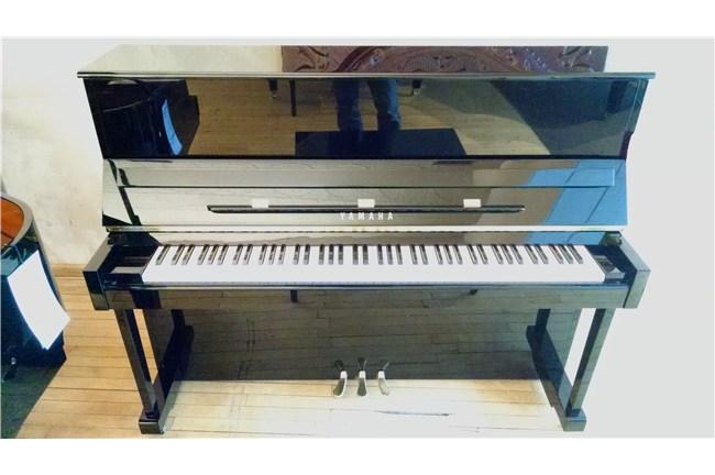Yamaha t118pe upright piano heid music for Yamaha acoustic pianos
