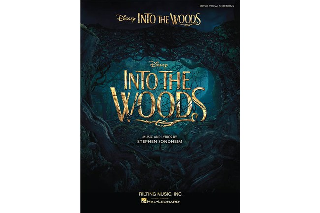 Into The Woods Vocal Amp Piano Selections Heid Music