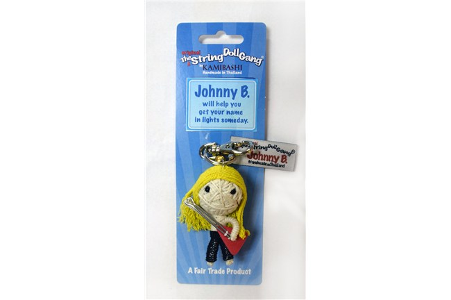 Johnny B Kamibashi String Doll