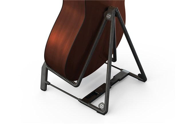 K&M Heli-2 A-Style Guitar Stand 17580