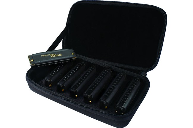Hohner Piedmont Blues Harmonica Pack