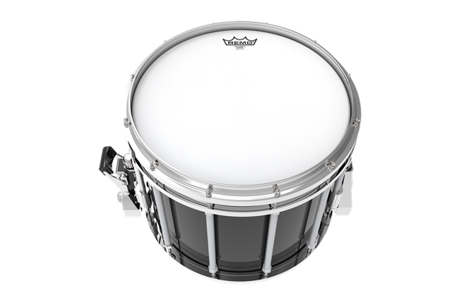 remo falam smooth white marching drumhead heid music. Black Bedroom Furniture Sets. Home Design Ideas