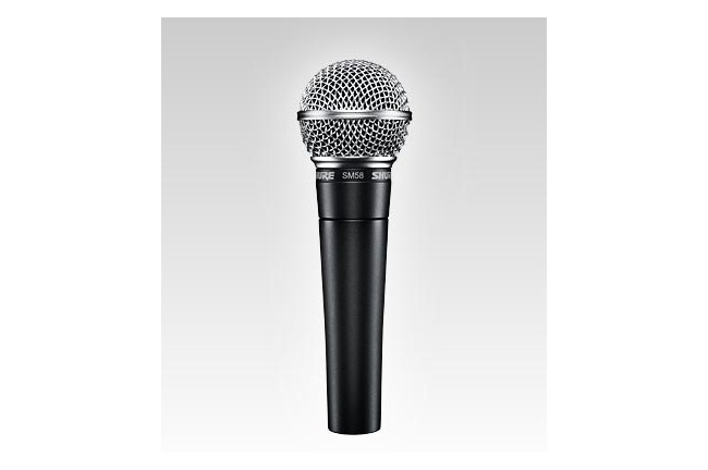 Shure SM58 Vocal Microphone SM-58