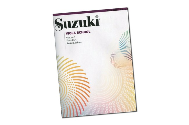 Suzuki Viola School Volume 1 Book