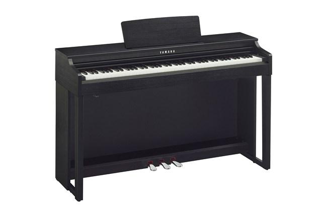 yamaha clp 525 clavinova digital piano heid music. Black Bedroom Furniture Sets. Home Design Ideas