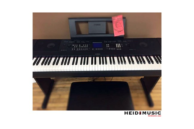 Yamaha DGX-650 Digital Piano Keyboard
