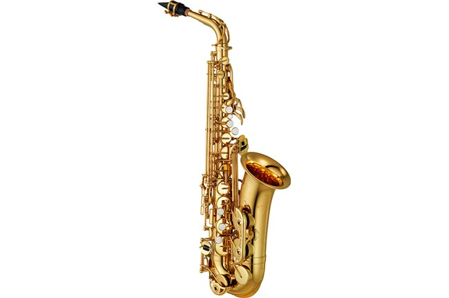 Yamaha YAS-480 Step-Up / Intermediate Eb Alto Saxophone