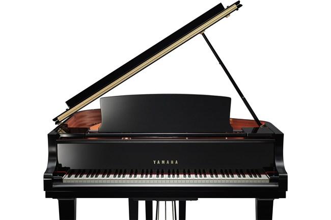 Yamaha C1x Grand Piano Polished Ebony Heid Music