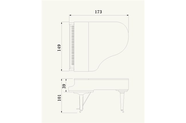 yamaha piano c3 x series grand pianos car interior design