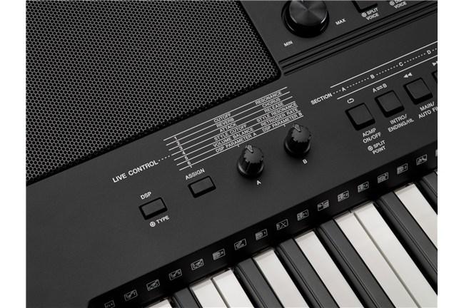 yamaha psr e453 61 key keyboard heid music. Black Bedroom Furniture Sets. Home Design Ideas